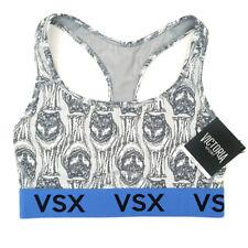 d3cf348f17 NEW Genuine VICTORIA S SECRET VSX Wolves Sports Bra Bralette Womens Size  Small