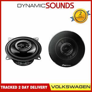 """VW Volkswagen Transporter T4 Front Dash 4"""" 10cm 2 way Pioneer Van Speaker"""