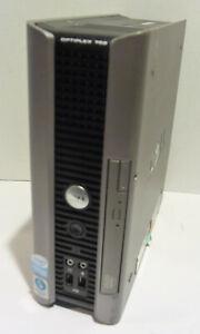 Dell Optiplex 755 USFF Desktop PC (Intel Pentium Dual 1.8GHz 2GB 160GB Win 7)
