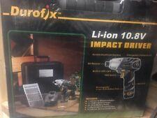 Durofix Li-ion 10.8V Impact Driver