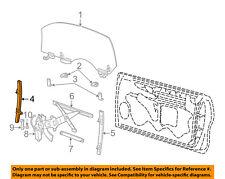 FORD OEM 94-04 Mustang Door-Retainer Left XR3Z6321573AA