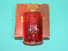 NOS Mopar 1940 Plymouth Glass Taillight Lens