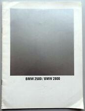V09045 BMW 2500 & 2800