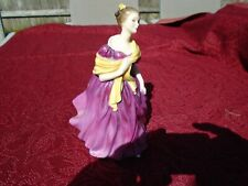 Royal Doulton bone china figurine Adrienne 1963 #2152 England