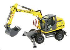 NZG 837-03 Atlas 140W Mobile Excavator Bleck & Sohne 1/50 Diecast MIB