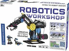 Thames & Kosmos 620377 Robotics Workshop Kit