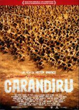 affiche du film CARANDIRU 40x60 cm