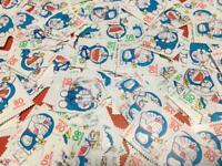 STAMP JAPAN DORAEMON  100pcs Anime lot off paper  philatelic collection