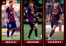 Panini Fifa 365 2020 Sticker 104 - Messi - Griezmann - Suarez