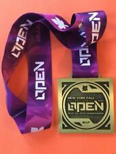 Ibjjfjiu-Jitsu New York Fall 2019 Open Int'l Ch. Bronze Medal type B