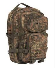 Mil-tec US Assault pack LG Laser Cut manchas de camuflaje mochila Ejército