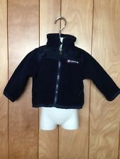 TODDLER BOY'S TIMBERLAND FLEECE JACKET-SIZE: 6/9 MONTHS