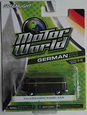 Greenlight - VW T1 Transporter dunkelgraumet./grünmet. Neu/OVP