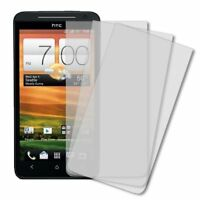 6X NEW HD Clear LCD Screen Protector Film Skin Guard Cover For HTC EVO 4G LTE