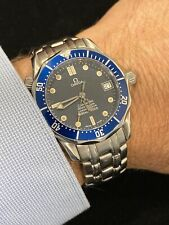OMEGA Seamaster300 2551.80 Navy Dial Automatic Boy's Watch_533435