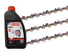 3 X gardexx Sägekette für Dolmar ES-39 TLC + 1L Kettenöl Ersatzkette Kette