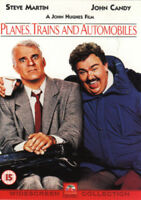Planes, Trains and Automobiles DVD (2001) Steve Martin, Hughes (DIR) cert 15