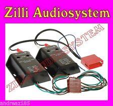 Connection 1335-02 Adattatore sistemi totalmente amplificati Bose Audi A3 Nuovo