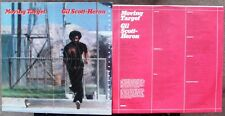 FUNK LP: GIL SCOTT-HERON Moving Target ARISTA AL-9606 near mint +