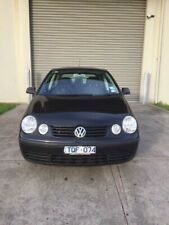 2005 VOLKSWAGEN POLO MATCH LOW K' SEDAN Good-Cond RWC/REGO(3Months Vic) [1BO9DQ]
