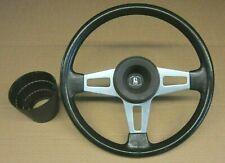 VW Golf MK 1 GTI Pirelli Scirocco Sportlenkrad Braun Lenkrad TOP!