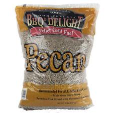 BBQR's Delight Pecan Flavor BBQ Wood Pellets Grill Fuel 20 Lb Bag All Natural