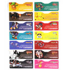 Colorful Sticker Label For Nintendo Game boy Advance SP Gameboy GBA SP Console
