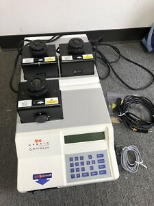 Hybaid OmniGene 3 block PCR Thermal Cycler w/ Power Supply and Cables