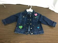 Girls Gap Denim Jacket 2T