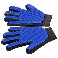 Pet Grooming Glove Gentle Deshedding Pair of Glove Efficient Pet Hair Remover