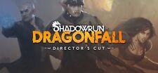 Shadowrun dragonfall PC Steam Code Key New Directors Cut download region free