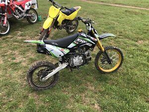 160 Pit Bike M2R