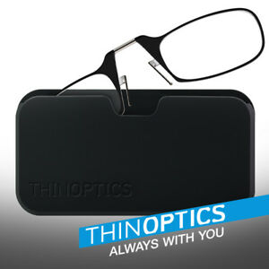 ThinOptics Always With You Universal Pod + Reading Glasses