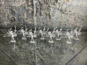 Lot Of 8 Miniatures Dungeons And Dragons TSR Metal Vintage (Lot A) D&D AD&D
