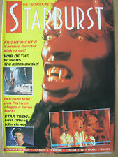 May Starburst Science Fiction Magazines