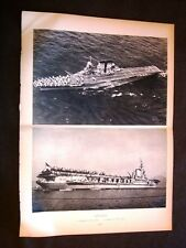 Marina nella storia Portaerei Saratoga Midway Incrociatore Trento Bolzano Zara