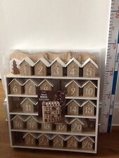 Next Wooden House Advent Calendar
