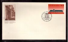 CANADA 1989 FIRST DAY COVER, # 1182, $2 McADAM RAILWAY STATION !!