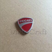 Front Fender Fairing CNC LOGO for Ducati Monster 795 796 696 1100 1098 1198