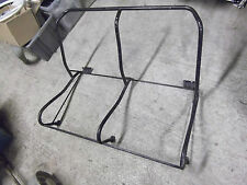 Rear bench seat frame in good condition  for Citroen 2cv 1300+ parts in shop