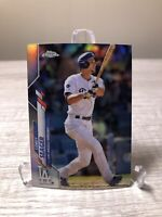 2020 Topps Chrome Corey Seager Refractor MLB Baseball Los Angeles Dodgers