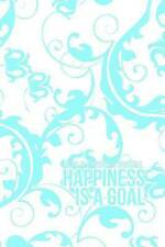 USED (GD) Food and Exercise Journal: 2014 Happiness Is A Goal by Cool Journals