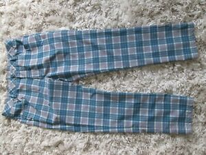 Puma blue Plaid Golf Pants Men's 34x32