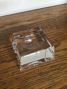 Mova Globe Glass Base 2.5 inches