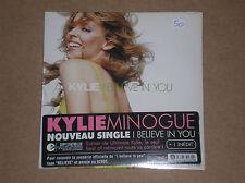 KYLIE MINOGUE - I BELIEVE IN YOU - RARO CD SINGOLO SIGILLATO (SEALED)