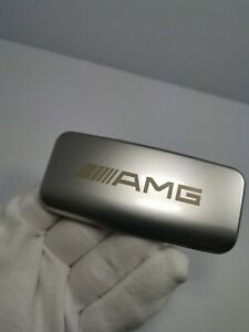 Mercedes Benz Stainless Steel Glovebox Cover/Trim AMG for CLA45 A45 GLA45 GLE C6