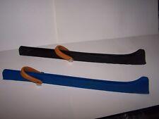 1 Paar Kufenschoner, für Schlittschuhe, schoner in Blau oder Schwarz
