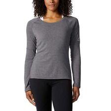 Adidas Ladies' Performer Tee, Dark Gray, Size M Medium A2520