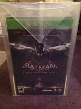 New Batman Arkham Knight Limited Collectors Edition XBOX ONE VGA U85+ Gold