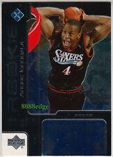 2004-05 BLACK DIAMOND ROOKIE CARD: ANDRE IGUODALA #191 SIXERS RC/WARRIORS MVP